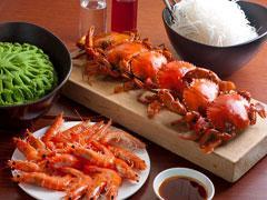 台中廣三SOGO漢來海港餐廳午餐券-台中廣三SOGO漢來海港餐廳