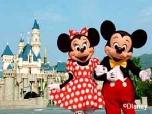 香港迪士尼樂園一日標準成人門票