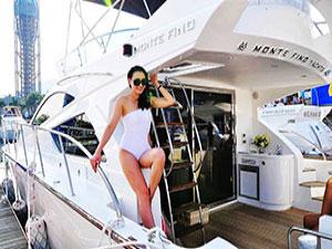 小琉球海島豪華遊艇包船1日遊