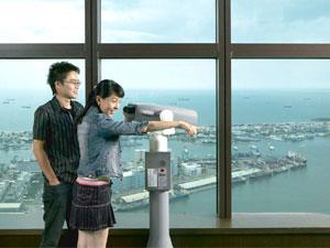 高雄85大樓觀景台招待券