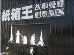 紙箱王創意園區中科店