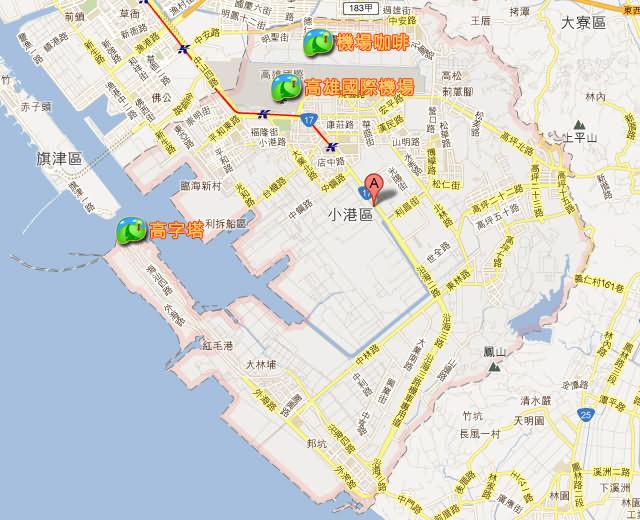 小港区地图展示