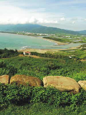 台湾旅游景点介绍 车城乡 龟山